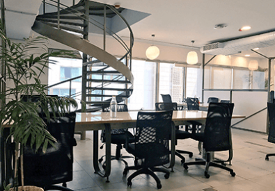 Bhive workspace  in ...